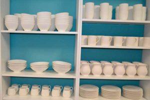 Keramik zum bemalen